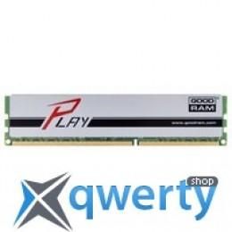 8GB DDR3 1600MHz GOODRAM Play Silver (GYS1600D364L10/8G)