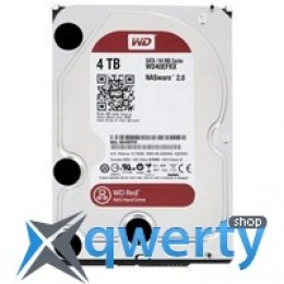 WD NASware Red 3.5 4TB SATAIII (WD40EFRX)