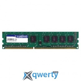 4GB DDR3-1333 Silicon Power (SP004GBLTU133N02 / SP004GBLTU133N01)