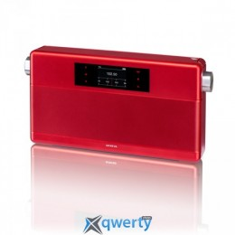 Geneva WorldRadio (clock radio) - Red color 875419006529