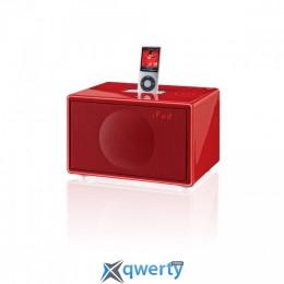 Geneva model S (with bluetooth + clock radio) - Red color 875419002224
