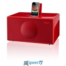 Geneva Sound System Model M (clock radio) - Red color (RU) 875419002644
