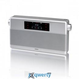 Geneva WorldRadio (clock radio) - Silver color 875419006536