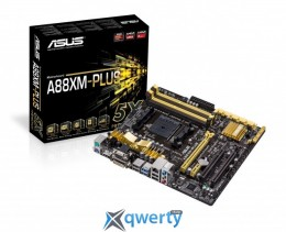 ASUS sFM2+ A88XM-PLUS