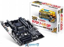 GIGABYTE sAM3+ GA-970A-UD3P