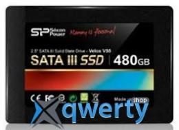 Silicon Power V55 480GB SATAIII (SP480GBSS3V55S25)