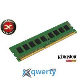 4GB DDR3 1600 MHz Kingston (KVR16N11S8/4BK)