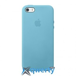 Apple iPhone 5s Leather Case Blue (MF044)