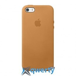 Apple iPhone 5s Leather Case Brown (MF041)