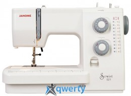 Janome 521/SE-518