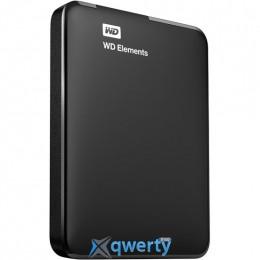 Western Digital Elements 500GB WDBUZG5000ABK-EESN 2.5 USB 3.0 External Black