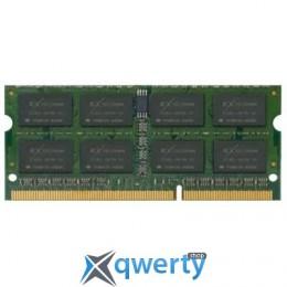 SoDIMM 4GB DDR3 1333 MHz eXceleram (E30802S)