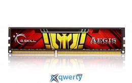 4GB DDR3 1600 MHz G.Skill Aegis (F3-1600C11S-4GIS)