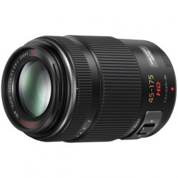 Panasonic Lumix G X Vario PZ 45-175mm f/4.0-5.6 ASPH Power O.I.S. (H-PS45175E-K) Официальная гарантия!