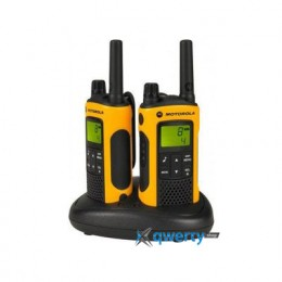Motorola TLKR T80 Extreme Yellow