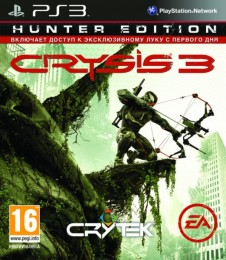 Crysis 3. Hunter Edition  PS3, русская версия