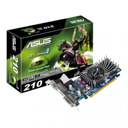ASUS PCI-E GeForce EN210 1Gb DDR3 210-1GD3-L