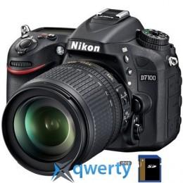 Nikon D7100 18-105mm VR Kit Официальная гарантия!
