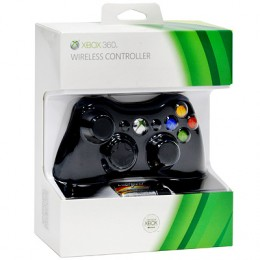 Джостик Microsoft Xbox 360 Controller Black