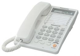 Panasonic KX-TS2368RUW White (двухлинейный)