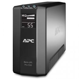 APC Back-UPS Pro 550VA, LCD (BR550GI)
