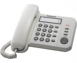 Panasonic KX-TS2352UAW White ( S0001897 )