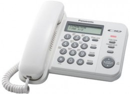 Panasonic KX-TS2356UAW White ( S0001899 )