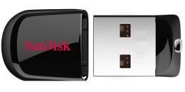 SANDISK USB Cruzer Fit 16Gb SDCZ33-016G-B35
