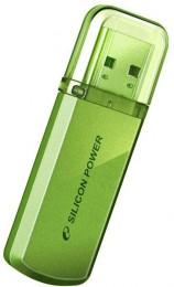 SILICON POWER Helios 101 4 GB Green SP004GBUF2101V1N