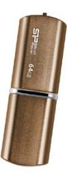 SILICON POWER LUX mini 720 64GB Bronze SP064GBUF2720V1Z