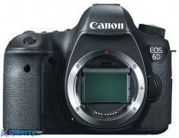 Canon EOS 6D body Wi-Fi GPS