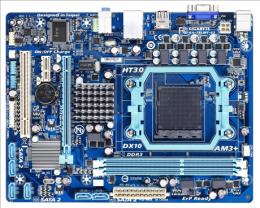 Gigabyte GA-78LMT-S2 (sAM3+, AMD 760G, PCI-Ex16)
