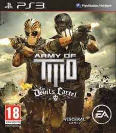 Army of Two: The Devil's Cartel PS-3