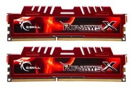 2x4096Mb DDR3 2133Mhz G.Skill 11-11-11-30 Ripjaws X F3-17000CL11D-8GBXL