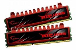 2x4096Mb DDR3 1600Mhz G.Skill 9-9-9-24 Ripjaws F3-12800CL9D-8GBRL