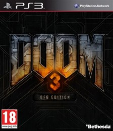 DOOM 3 BFG Edition PS-3