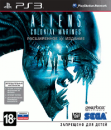Aliens: Colonial Marines PS-3