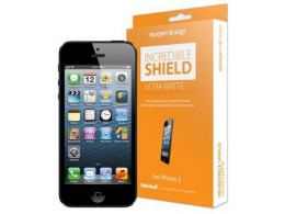 SGP Screen and Body Protector Set Incredible Shield Series Ultra Matte for iPhone 5 (SGP08202)