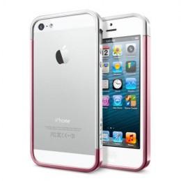SGP Case Linear EX Slim Metal Series Metal Pink for iPhone 5 (SGP10080)