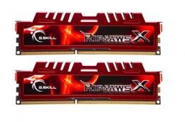 2x8192Mb DDR3 1866Mhz G.Skill Ripjaws X F3-14900CL10D-16GBXL