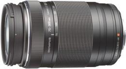 Olympus ED 75-300 мм f/4.8-6.3 II EZ-M7530 Black Официальная гарантия!