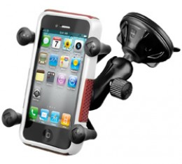 Крепление для iPhone Ram Mounts RAP-B-166-2-UN7U