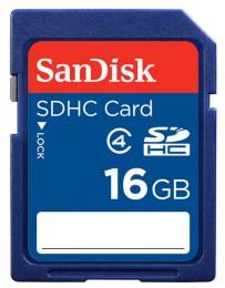 Sandisk SDHC 16 GB Class 4 SDSDB-016G-B35