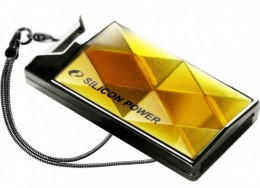 Silicon Power Touch 850 16 GB Amber SP016GBUF2850V1A