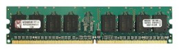 2GB DDR2-800 PC2-6400 Kingston ValueRAM box KVR800D2N6/2G