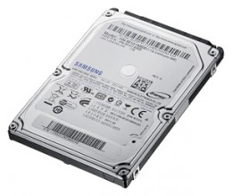 Samsung SpinPoint M8 HDD 2.5