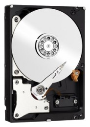 WD NASware Red HDD 3.5