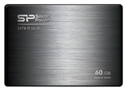 Silicon Power Velox V60 60GB SATAIII Box SP060GBSS3V60S25