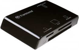 Transcend TS-RDP8K All-in-1 Black TS-RDP8K