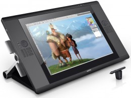 Wacom Cintiq 24HD Touch DTH-2400